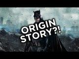 Matt Reeves' Batman Movie To Be 'Year One' Style Origin Story