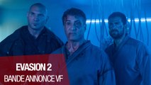 EVASION 2 (Sylvester Stallone, 50 Cent, Dave Bautista) - Bande-annonce VF (2018)