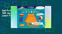 Get Full First Words: Japanese: 100 Japanese Words to Learn free of charge