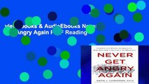 viewEbooks & AudioEbooks Never Get Angry Again P-DF Reading