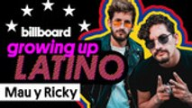 Mau y Ricky Discuss Their Favorite Home-Cooked Dish & More | Growing Up Latino