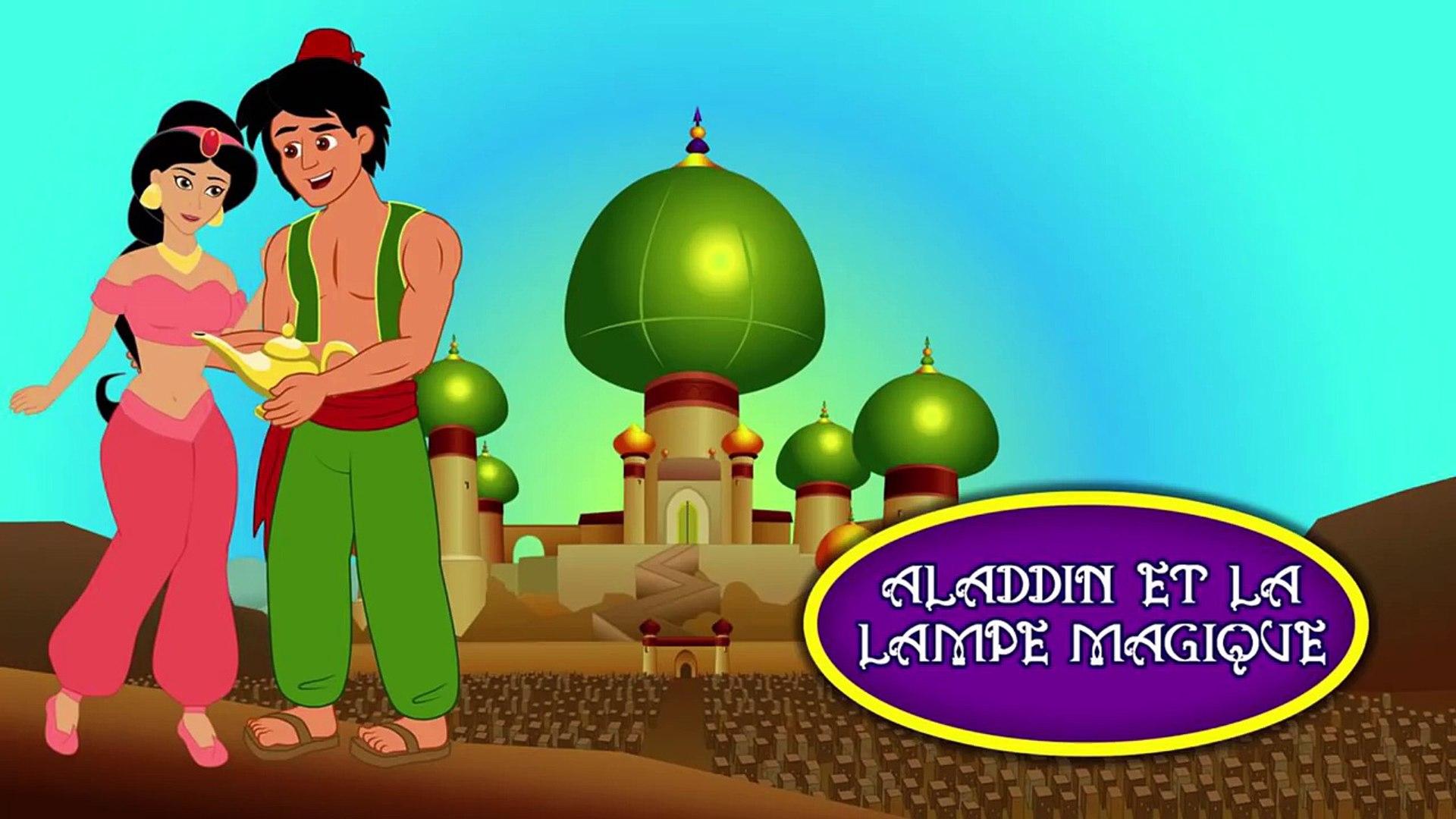 Aladdin Et La Lampe Magique Dessin Animé Complet En Français