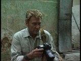 "Johnny Hallyday - tournage du clip ""Pardon"" à Cuba - 2000"