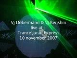 Trance Juran Express (vjing)