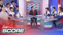The Score: Coach Monteverde talks about representing the country in the 2018 Asean School Games