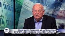 Trump–Conte-találkozó_ Az amerikai elnök egyetért a szigorú olasz migrációs politikával