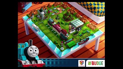 Gordon Play in Haunted Castle Thomas and Friends: Magical Tracks Kids Train Set