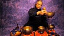 Chakra Meditation Series 3rd/Solar Plexus Chakra Note E w/Tibetan Bowls HD