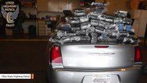 Ohio Authorities Seize 165 Pounds Of Cocaine Worth $6.3 Million During Traffic Stop