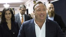 Alex Jones Seeks Halt Of Sandy Hook Defamation Suit
