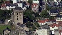 Vues d'en haut - De Biarritz à la forteresse de Salses