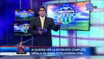 """¡Fuertes declaraciones! Carlos Luis Morales """"El camerino está resquebrajado"""""""