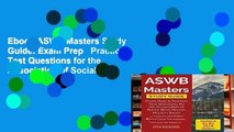 Ebook ASWB Masters Study Guide: Exam Prep   Practice Test Questions for the Association of Social