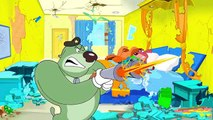 Rat A Tat  Mice Brothers as Three Little Pigs + More Kids Fun  Chotoonz Kids Funny Carto