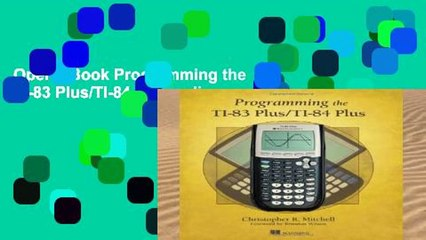 TI-83 Plus Resource | Learn About, Share and Discuss TI-83