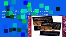 About For Books  Knobil and Neill s Physiology of Reproduction Complete