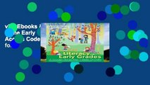 viewEbooks & AudioEbooks Literacy in the Early Grades with Access Code: A Successful Start for