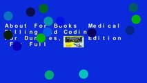 About For Books  Medical Billing and Coding For Dummies, 2nd Edition  For Full