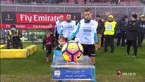 Highlights AC Milan - Atalanta 17 dicembre 2016 Serie A