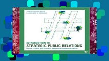 New Releases Introduction to Strategic Public Relations: Digital, Global, and Socially
