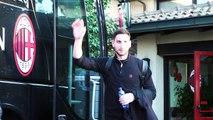 Sassuolo-Milan: il viaggio verso Reggio Emilia