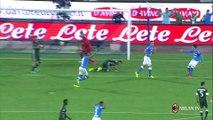 Highlights AC Milan-SSC Napoli
