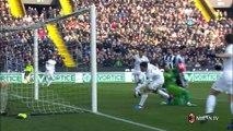Serie A 2016/2017 Udinese Calcio vs AC Milan Highlights