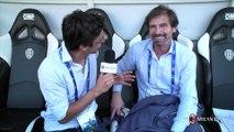 """Allievi U16, Filippo Galli: """"Straordinari. Abbiamo vinto giocando il nostro calcio"""""""