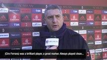 TBT duelli Napoli-Milan: Massaro-Ferrara