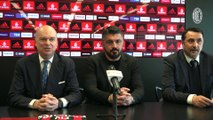 Rino and AC MIlan Together Until 2021!
