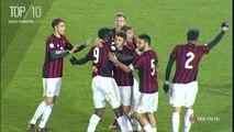 Milan Primavera, la Top 10 dei gol del 2017/18