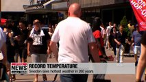 Global temperatures hit alarming levels, experts predict frequent heatwaves