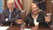 MLK Niece Alveda King Thanks Trump For Re-Opening Steel Mills