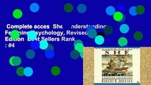 Complete acces  She: Understanding Feminine Psychology, Revised Edition  Best Sellers Rank : #4