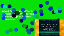 About For Books  A People s History of the World: From the Stone Age to the New Millennium