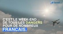 Météo et routes : la France face à un week-end de l'enfer