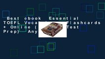 Best ebook Essential Sat Vocabulary: Flashcards + Online