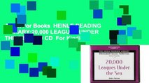 About For Books  HEINLE READING LIBRARY:20,000 LEAGUES UNDER THE SEA-AUD CD  For Kindle