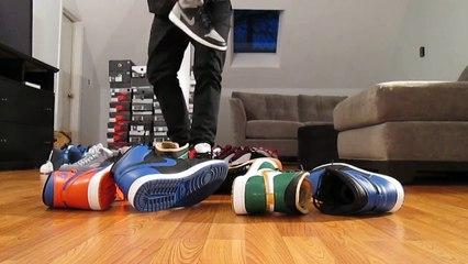 Air Jordan Retro Collection 1 14 ON FEET