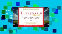 New Releases Lupus Q A - Revised and Updated, 3rd Edition : Everything You Need to Know  Any