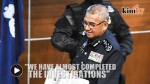 IGP: We have almost completed investigations on leaked letter to CIA