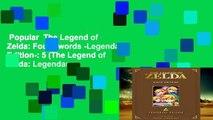 Popular  The Legend of Zelda: Four Swords -Legendary Edition-: 5 (The Legend of Zelda: Legendary