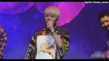 Ca khúc 'Flower Road' chia tay fan của Big Bang bị đàn anh đổi lời và trình diễn khiến V.I.P phẫn nộ