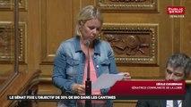 Best of Egalim : Le bio dans les cantines - Les matins du Sénat (01/08/2018)