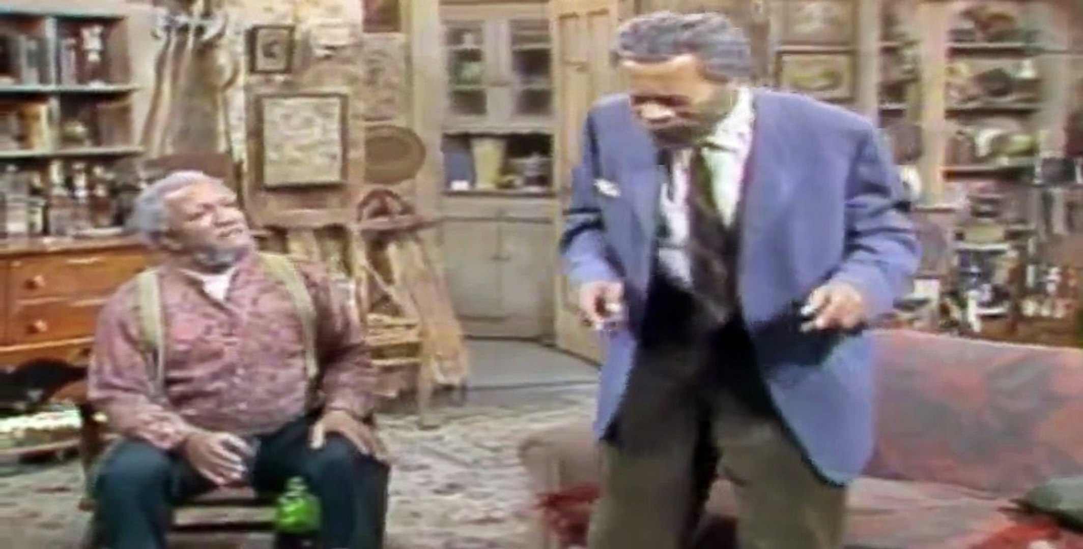 Sanford and Son S03 - Ep13 Wine, Women and Aunt Esther HD Watch
