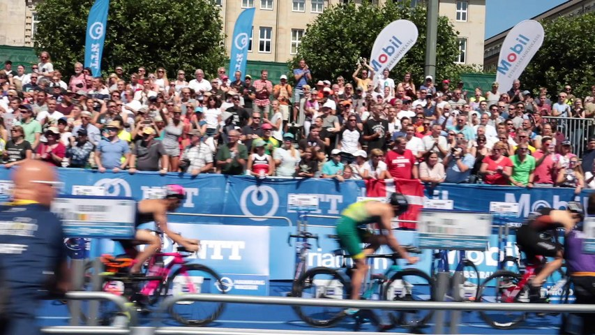Wrap Up of the 2018 Hamburg ITU Triathlon Mixed Relay World Championships