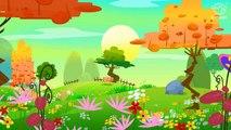 Chubby Cheeks Dimple Chin Rhyme With Lyrics & Action - English Nursery Rhymes Cartoon Animation Song