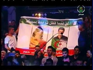 Ihab Amir & Souhila - Wana Maak (LIVE) | إيهاب أمير و سهيلة بن لشهب - وانا معاك (ألحان وشباب)