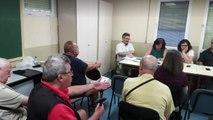 Reunión Podemos Alcalá de Henares