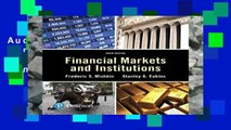 AudioEbooks Financial Markets and Institutions (Pearson Series in Finance) Unlimited